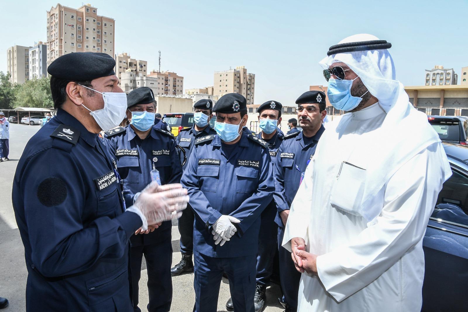 الكويت تحذر مخالفي قانون الاقامة من الإبعاد دون عودة بعد انتهاء المهلة الممنوحة لهم